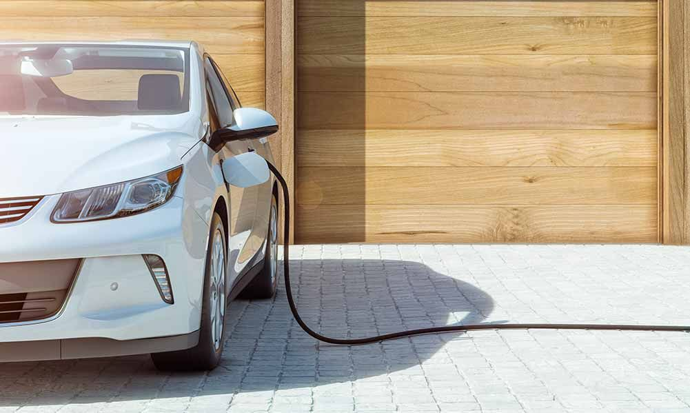 EV charging multifamily residences