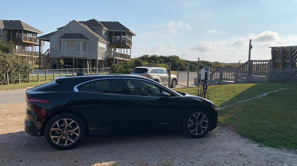 Two New SemaConnect Charging Stations Recharge Visitors at the Barrier Island Station Condominiums