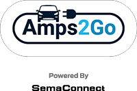 Amps2Go, EV charging powered by SemaConnect