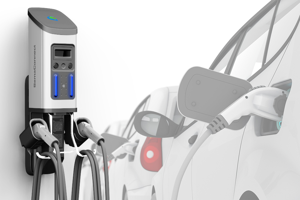 SemaConnect Launches High Power Fleet EV Charging