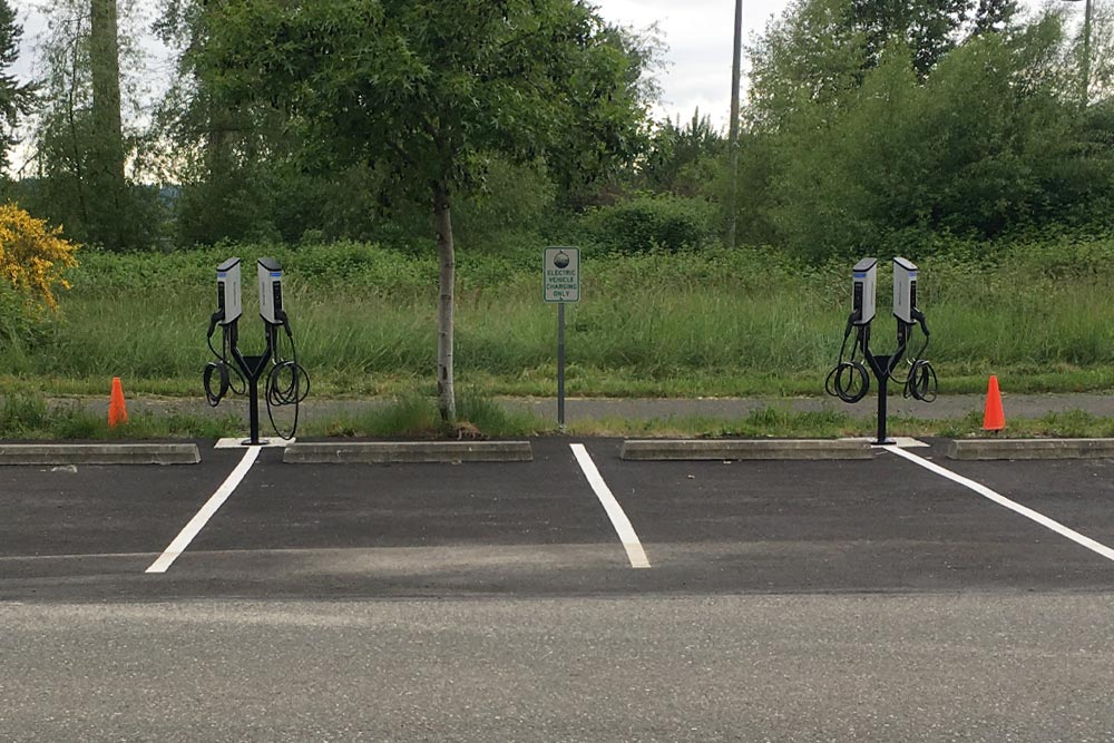 The City of Snohomish Powers Up Local Businesses with SemaConnect EV Charging Stations